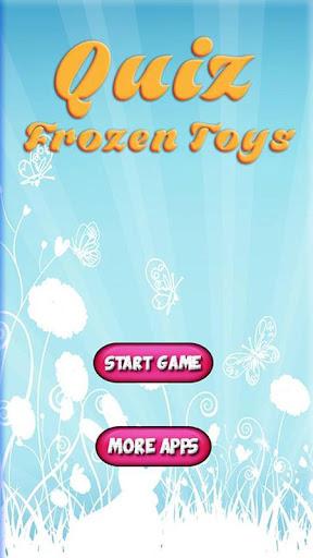 Best Quiz Frozen Toys
