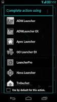 Screenshot of Cyan CM11 AOKP Theme