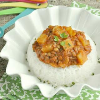 Crock-Pot Madras Lentils