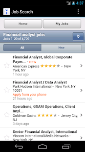 Job Search - screenshot thumbnail