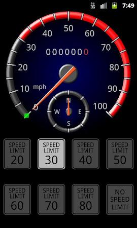 Speed Watcher Free 1.1.8 screenshot 606365