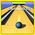 Bowling 3D Star icon