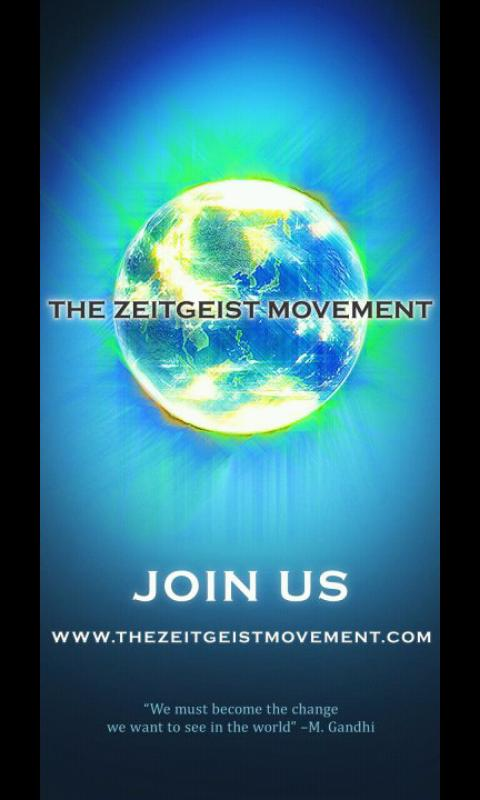 The Zeitgeist Movement - screenshot