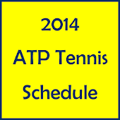 2014 Men's Pro Tennis Schedule
