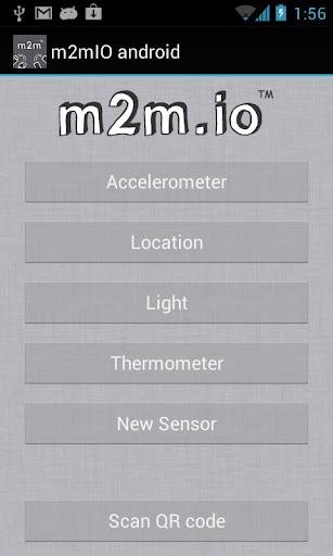 m2m.io Sensor Demo