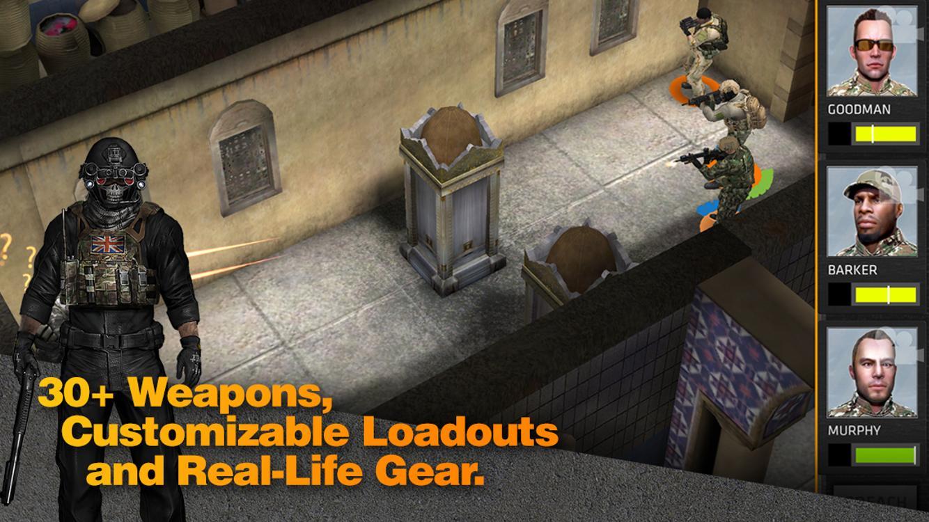 Breach & Clear - screenshot