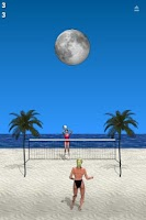 Screenshot of Beach Volleyball Lite