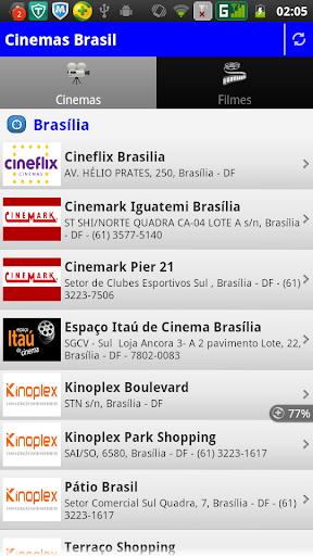 Cinemas Brasil