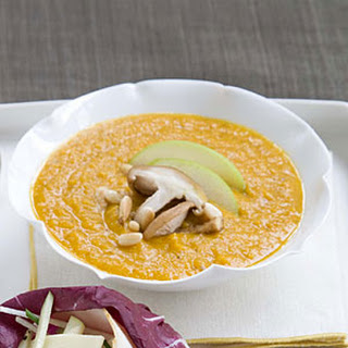 Apple-Butternut Squash Soup