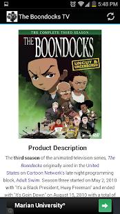 The Boondocks TV
