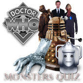 Doctor Who Monsters Quiz
