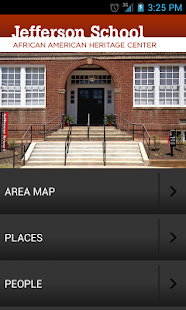 Jefferson School Walking Tour - screenshot thumbnail