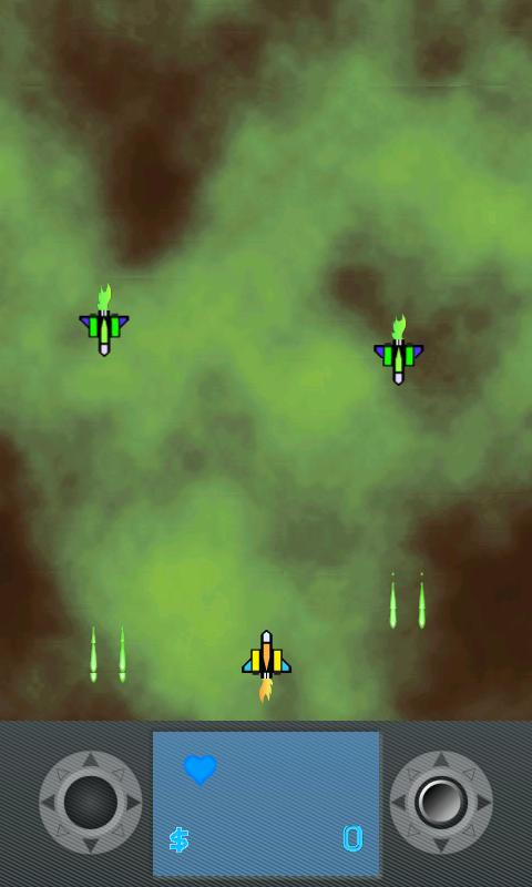 Awesome Space Shooter 9000- screenshot