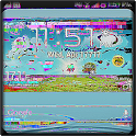Glitchy Phone Hacking Prank icon