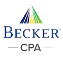 Becker CPA for Smartphone icon