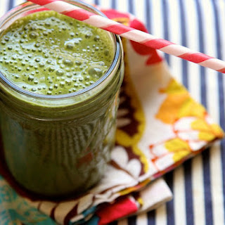 Super Spinach Smoothie Recipe