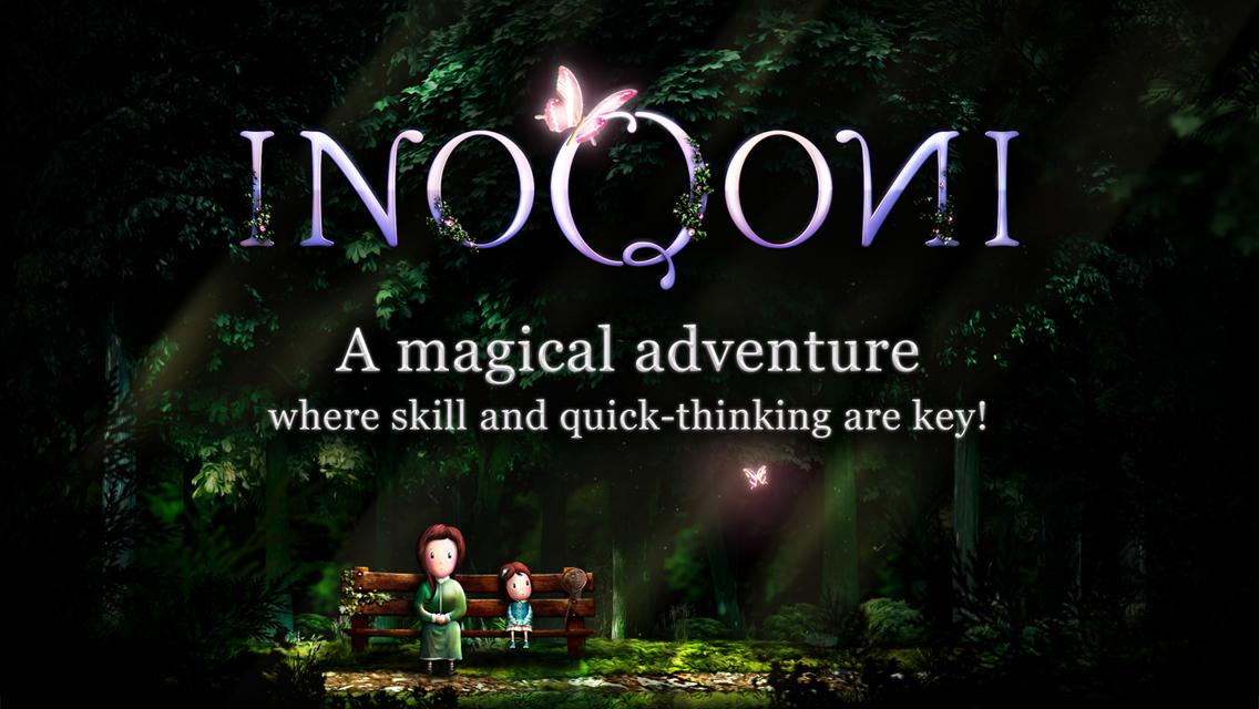 INOQONI - a magic puzzle game - screenshot