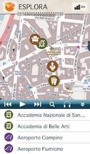 iDotto Guida Turistica di Roma- miniatura screenshot