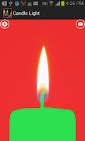 Screenshot of Candle Light Free