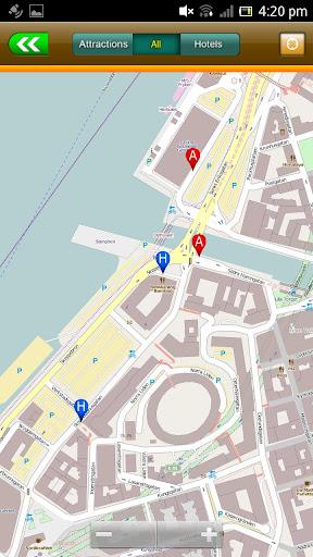 Gothenburg Offline Map Guide