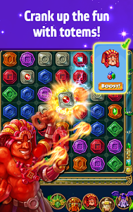 Montezuma Blitz Match 3 Puzzle - screenshot thumbnail