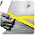 Losing weight tips icon