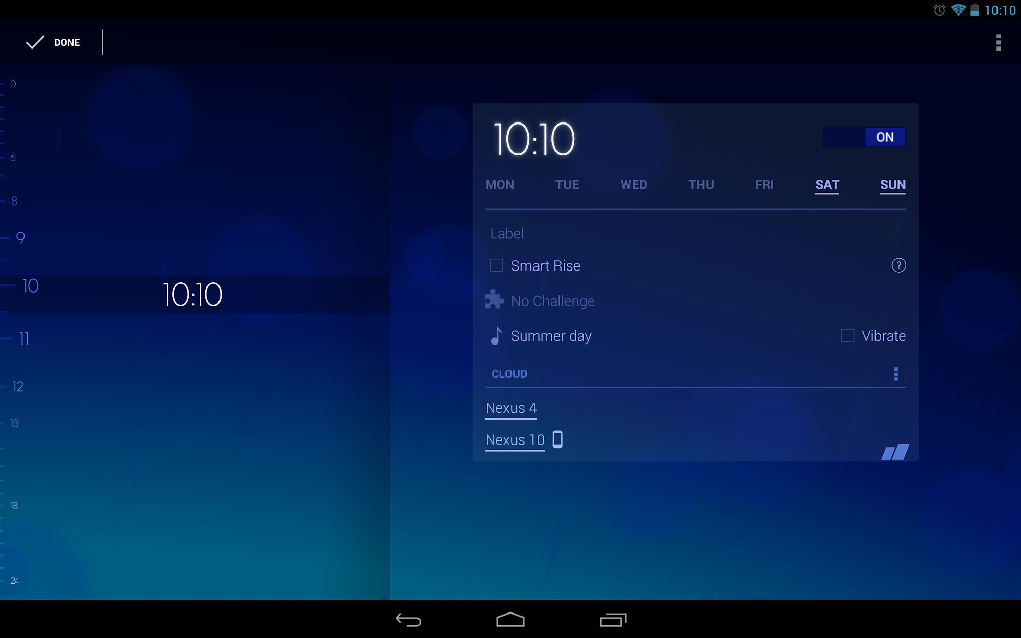 Timely Alarm Clock screenshot #11