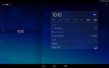 Timely Alarm Clock 1.3 screenshot 23953