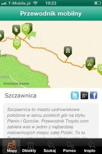Szczawnica - miasto i okolice - screenshot thumbnail