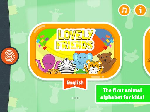 Tiny ABC - A Fingerprint App