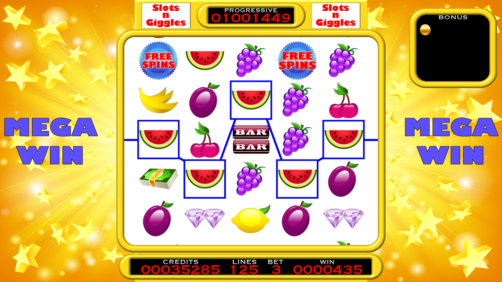 Slots-n-Giggles- screenshot