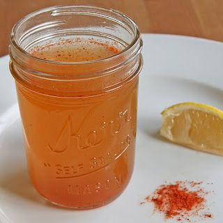Apple Cider Vinegar Brew.