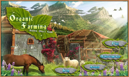 【免費解謎App】Organic Farming Hidden Objects-APP點子