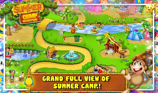 サマーキャンプの冒険2