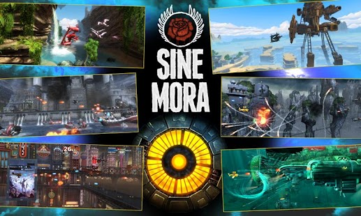 Sine Mora Screenshot 24