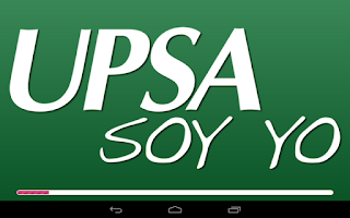 Screenshot of UPSAnet Droid