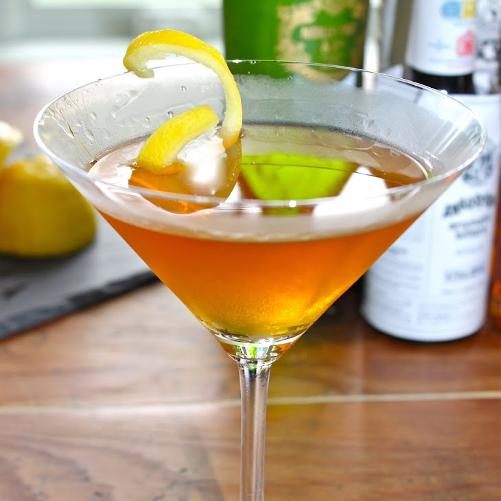 The Brooklyn Cocktail Recipe