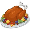 Burn the Turkey - Widget icon
