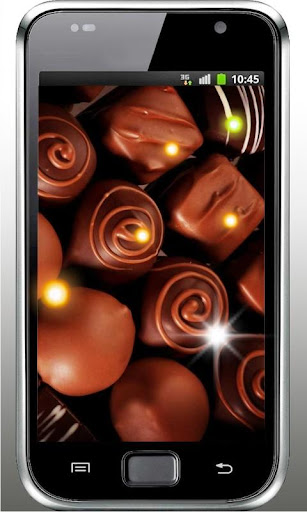 Chocolate Free live wallpaper
