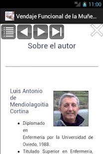 Vendaje Funcional de la Muñeca- screenshot thumbnail