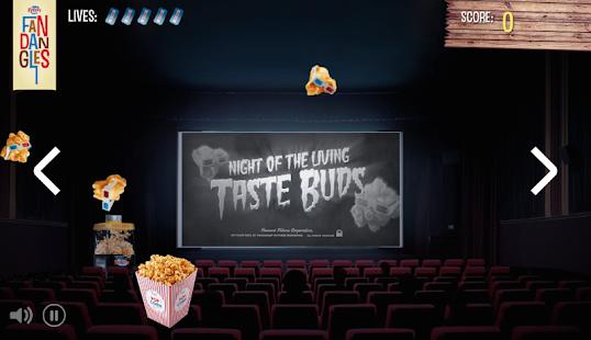 Fandangles Popcorn Panic