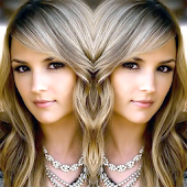 Mirror & Twins Photo Effects