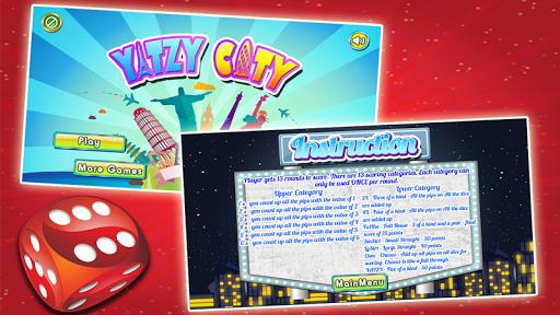 【免費博奕App】Yatzy City World-APP點子