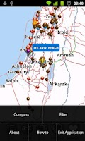 Screenshot of Israel - FREE Travel Guide