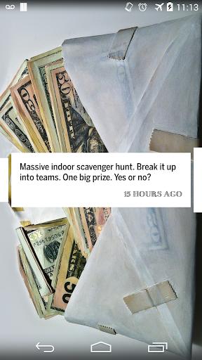 Hidden Cash App