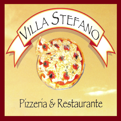 Villa Stefano Pizzeria LOGO-APP點子