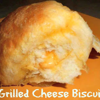 Grilled Cheese Biscuits.
