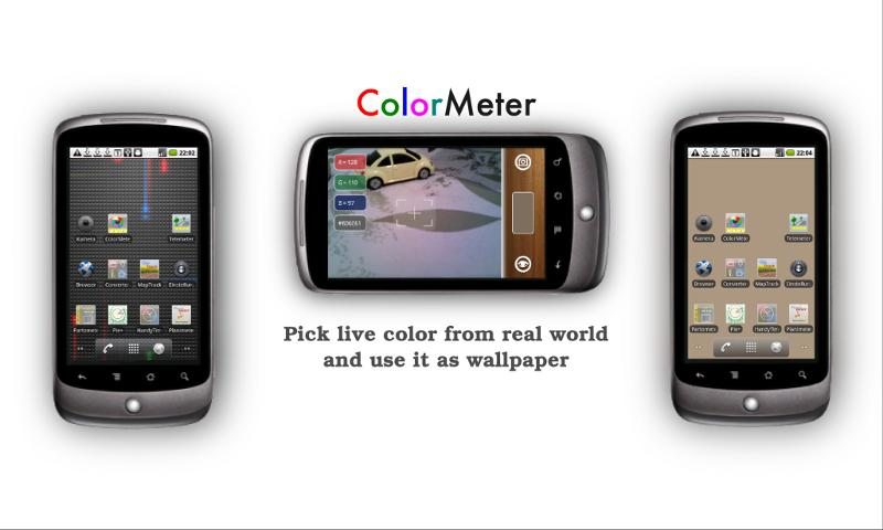 ColorMeter Free - color picker - screenshot