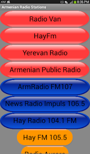ArmoRadio Armenian Radio- screenshot thumbnail