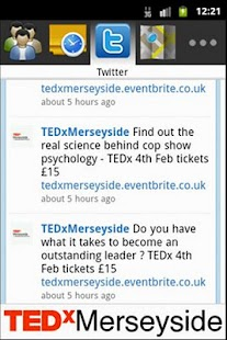 TEDxMerseyside - screenshot thumbnail